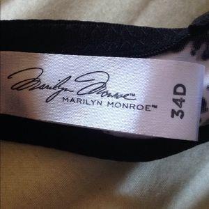 Marilyn Monroe Intimates & Sleepwear - Push up bra